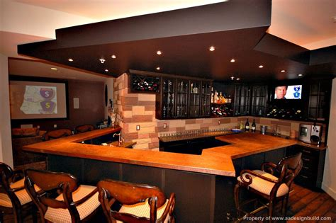 Keller Dining Room Furniture 63 finished basement quot man cave quot designs awesome pictures