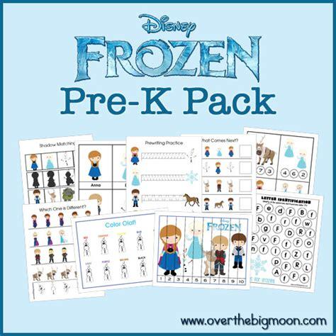 free frozen pre k printable pack money saving mom 174