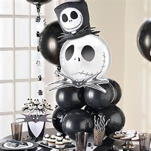 Nightmare Before Christmas Wedding Centerpieces - halloween jack skellington centerpiece idea party city