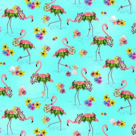 Flamingo Quilt Fabric by Novelty Quilt Fabric Flamingos At Joann Fabric