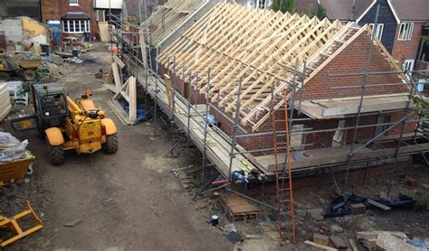 build project  buntingford mars building