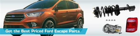 Ford Replacement Parts by Ford Escape Parts Partsgeek