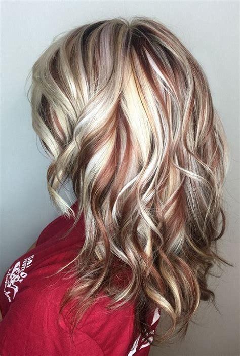 unique blonde hair color ideas  pics bucket