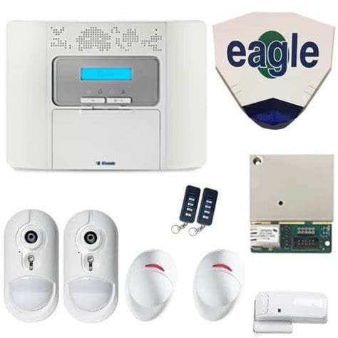 visonic powermaster 30 wireless alarm system installation