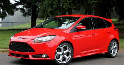 2014 Ford Focus Review by 2014 Ford Focus St Review Digital Trends