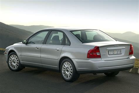 volvo s80t 2005 volvo s80 overview cars