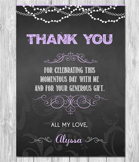 Chalkboard Thank You Card Template by Chalkboard Thank You Cards 8 Free Psd Vector Ai Eps