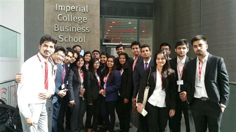 Imperial Executive Mba by Imperial Business School Hosts Bml Munjal