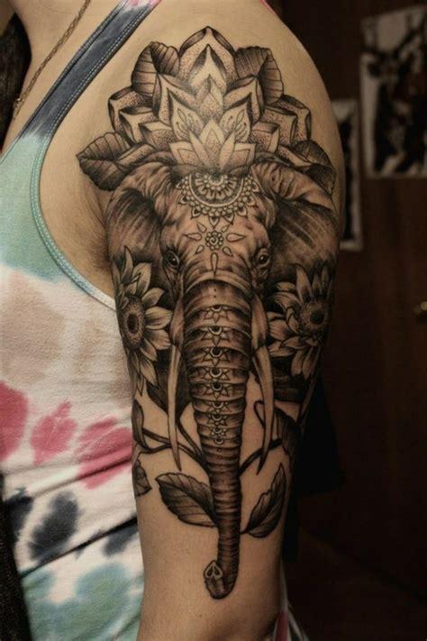 elefanten tattoo symbole und bedeutungen tattoos