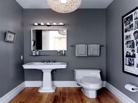 Best Color For Small Bathroom by Purple Bathroom Ideas Bathroom Wall Colors With Gray