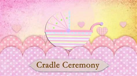 Cradle Ceremony Invitation Code Cm002a Make Ur Moments Cradle Ceremony Invitation Templates