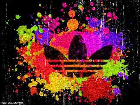 Adidas Fullcolor adidas paint by masterkitsune on deviantart
