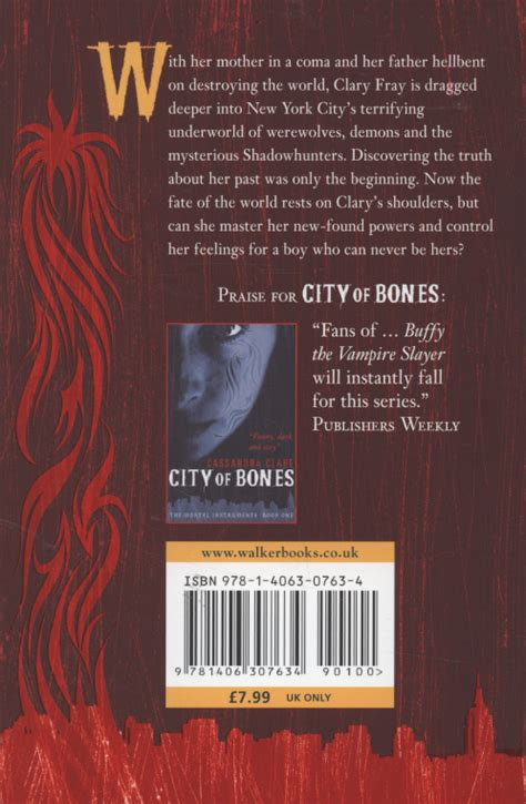 The Mortal Instruments City Of Ashes Clare city of ashes by clare 9781406307634 brownsbfs