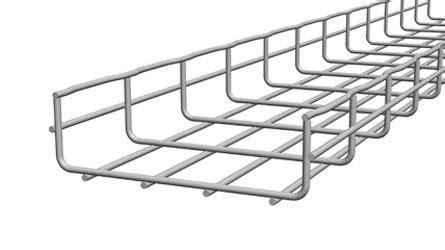 Desk Cable Tray Bandejas Para Cables Twentenergy