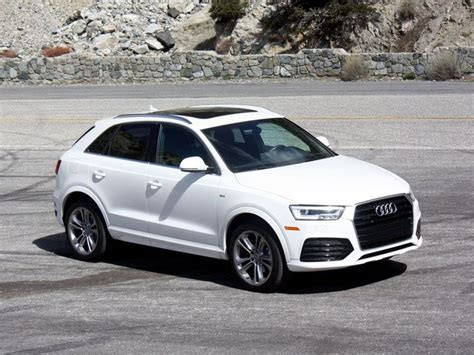 Audi Q3 Review 2016 by 2016 Audi Q3 Road Test And Review Autobytel