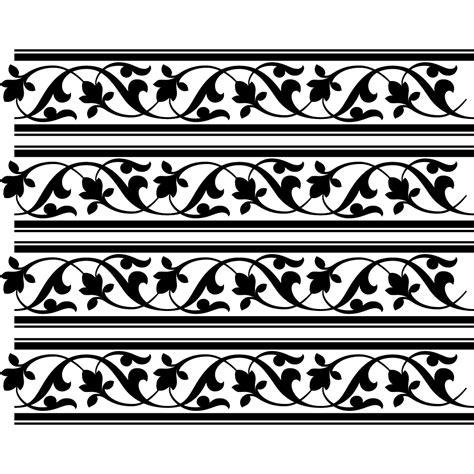 pattern wall stickers uk wallstickers folies frieze patterns wall stickers