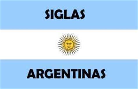 que significa igf anses siglas argentinas mas populares
