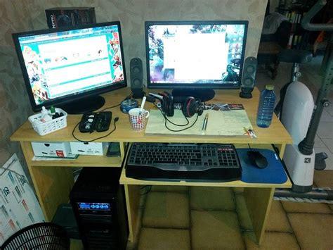 ordinateur de bureau pour gamer bureau pc gamer meuble bureaux prestige