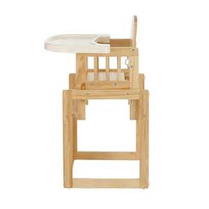 Cube Chair With Tray Obaby Cube Wooden Baby Toddler Feeding Highchair Table