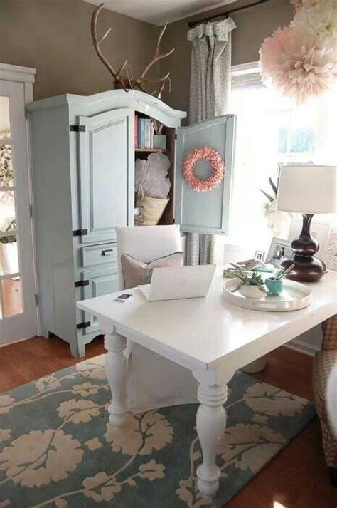 25 best ideas about shabby chic office on