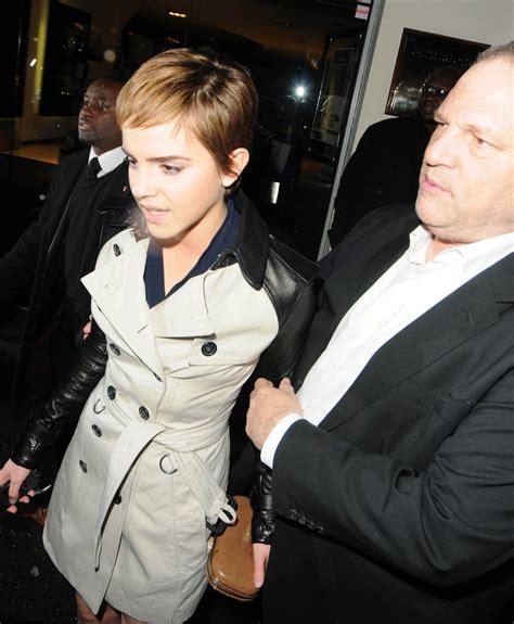 Emma Watson On Weinstein | emma watson photos photos harvey weinstein and emma
