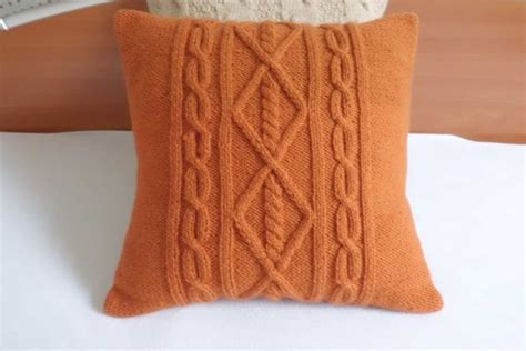 terracotta sofa throws 17 best ideas about knitted pillows on pinterest knitted