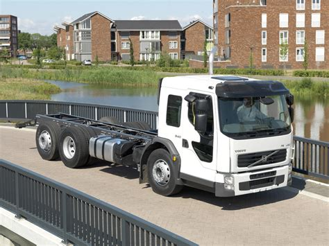 volvo new trucks for volvo trucks launches new low entry cab variant for the