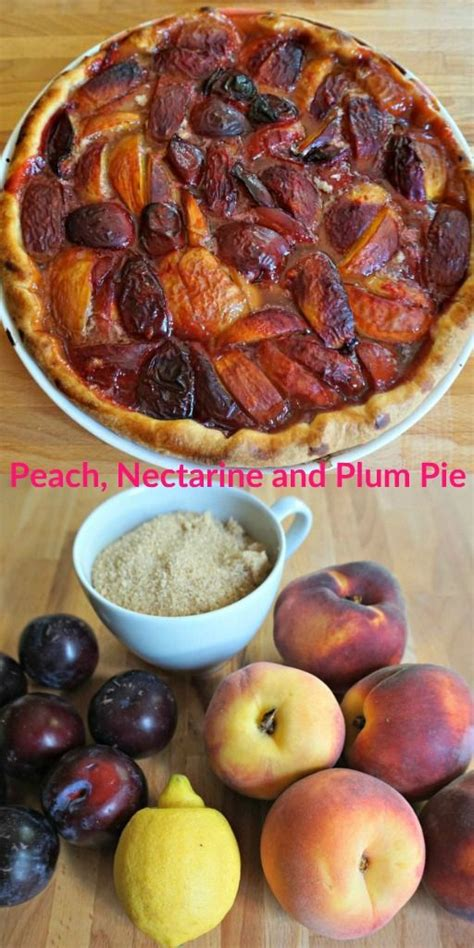 aplication leter for pastry cok nectarine and plum pie recipe desserts for