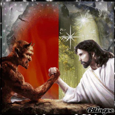 imagenes de jesucristo y satanas pulso entre jes 250 s y el diablo fotograf 237 a 122926202