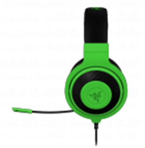Headset Razer Neon Series razer turns up the lights with neon kraken series headsets