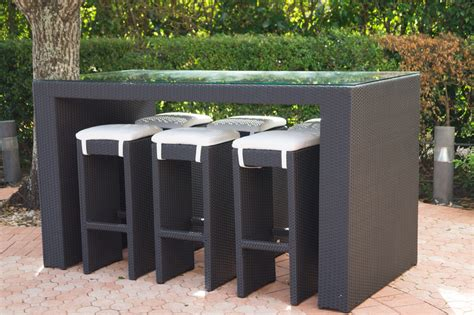 outdoor bar top outdoor high top bar tables invisibleinkradio home decor
