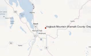 hogback mountain klamath county oregon mountain information
