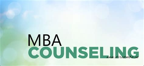 Mba Admission Counselling by Free Counseling For Direct Mba Admission In Top Colleges