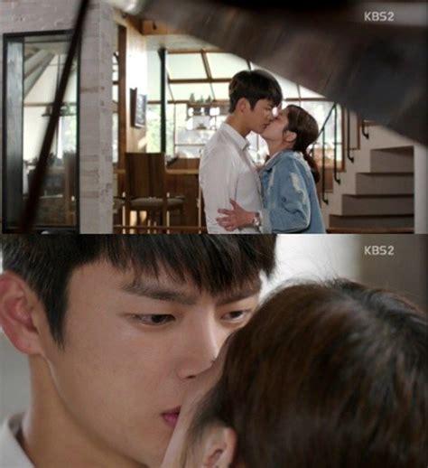 film drama korea kiss quot remember you quot seo in guk and jang nara s love becomes