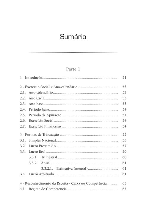 Coleção de Planejamento Contábil e Tributário - Vol III