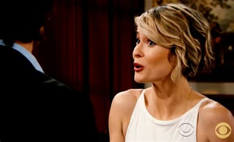 bold and the beautiful hairstyle for caroline forrester the bold and the beautiful spoilers linsey godfrey leaks