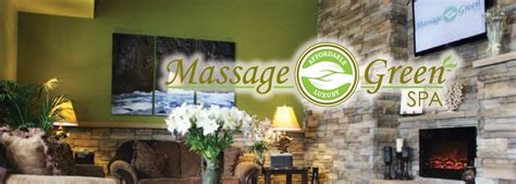 Massage Green Spa Gift Card - massage green spa santa barbara massage spa european facials organic natural