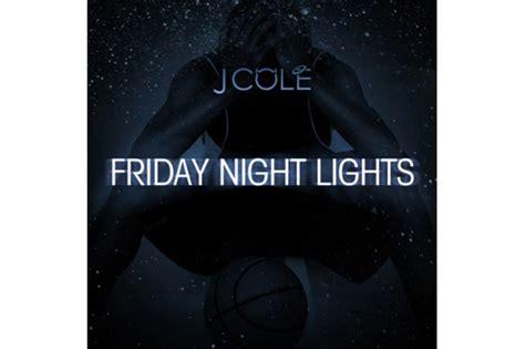 j cole friday lights j cole friday lights mixtape hypebeast