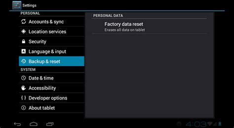reset android handy how to make your android phone perform better 10 handy
