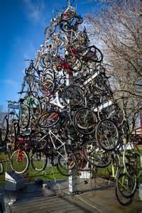 bike tree lights up rotorua radio new zealand news