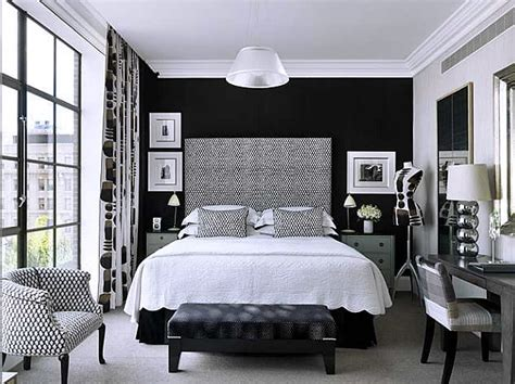 white and black bedroom black and white bedrooms a symbol of comfort that is elegant