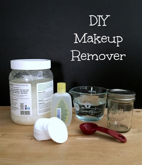diy makeup remover diy makeup remover wipes so tipical me