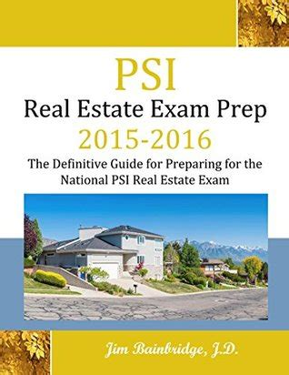oregon real estate prep the complete guide to passing the oregon real estate broker license the time books psi real estate prep 2015 2016 the definitive guide