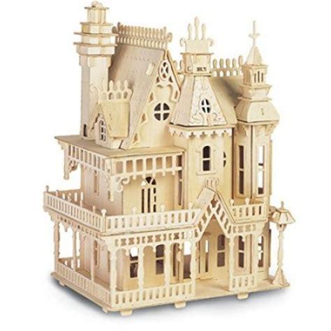 bouwpakket poppenhuis villa fantasia