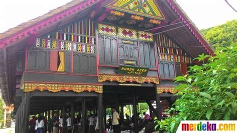 Nomor Rumah Akrilik Bulat foto menengok keajaiban rumoh aceh rumah tradisional tahan bencana merdeka