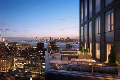 relateds pricey hudson yards rental  debut  summer   curbed ny