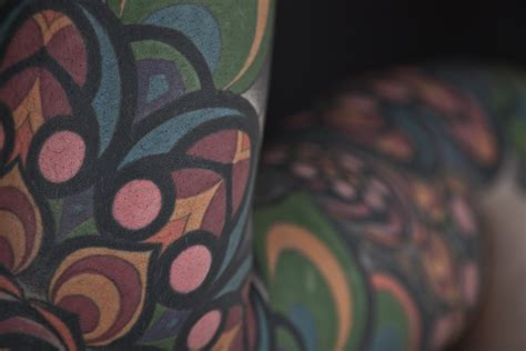 kaleidoscope tattoo sleeve thomas hooper july 29