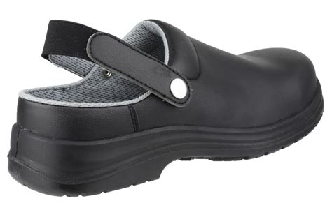work clogs for amblers safety fs514 clog style work shoes ebay