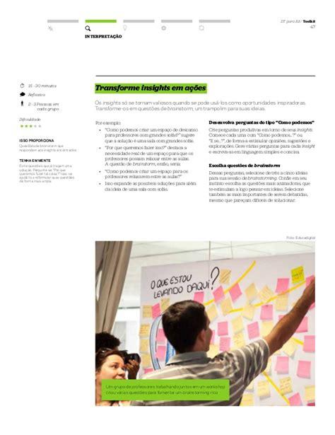 design thinking livro design thinking livro 2