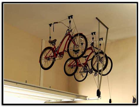 Trash Cans For Kitchen Cabinets by Bike Storage Racks For Garage Home Design Ideas